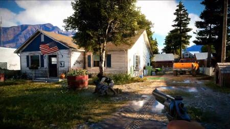 Far Cry 5: E3 Ubisoft PK - Still Screens