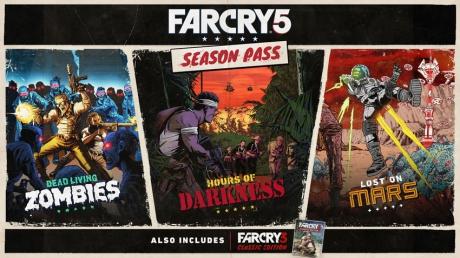 Far Cry 5 - Lost on Mars DLC erscheint nächsten Dienstag
