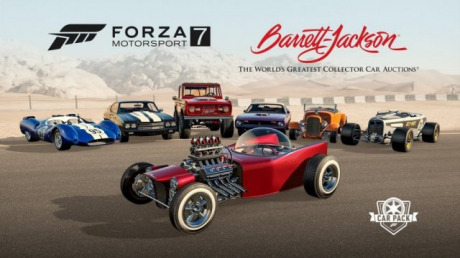 Forza Motorsport 7: Barrett-Jackson Autopaket