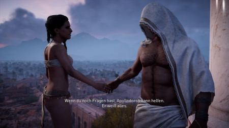 Assassin's Creed: Origins: Screenshots aus dem Spiel