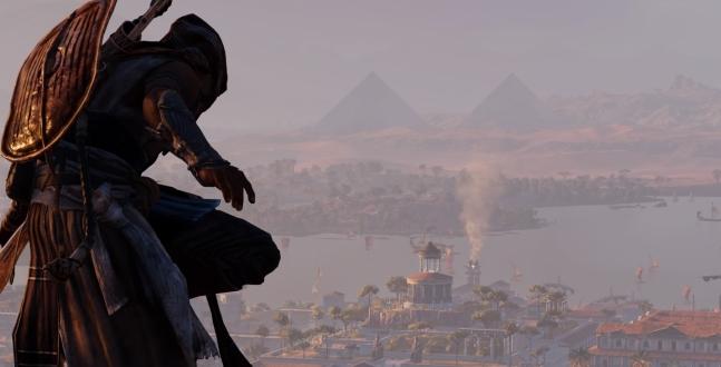 PS4 Test - Assassin's Creed: Origins Jeder Orden hat seinen Anfang. Mit Origins hat nun auch AC seinen und zwar mit einem wahren Action-Adventure Knaller.
