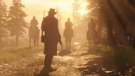 Red Dead Redemption 2: Official Screenshots Februar 2018