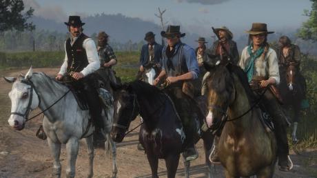 Red Dead Redemption 2: Official Screenshots Mai 2018