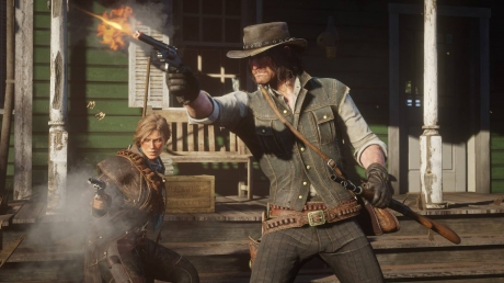 Red Dead Redemption 2: Official Screenshots Mai 2018