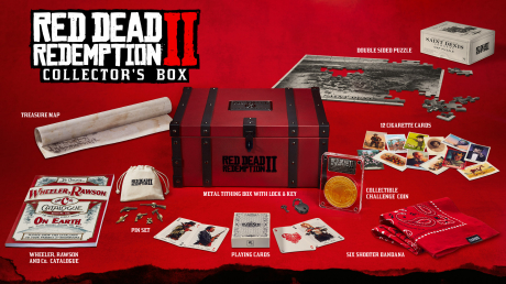 Red Dead Redemption 2: Ultimate Box
