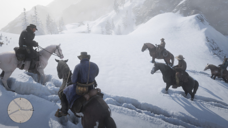 Red Dead Redemption 2: Screenshots aus dem Spiel