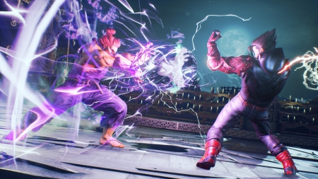 Tekken 7: Screen zum Spiel TEKKEN 7.