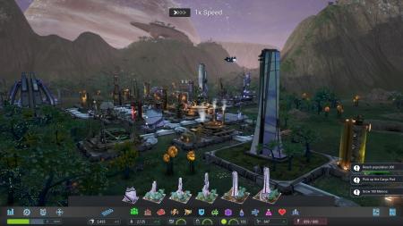 Aven Colony: Screen zum Spiel Aven Colony.