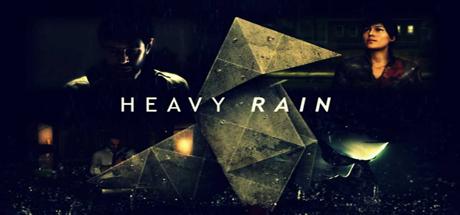 Logo for Heavy Rain