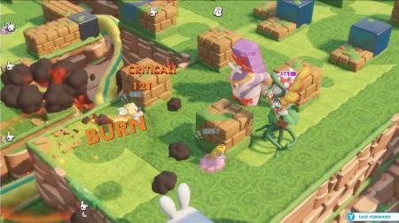 Mario + Rabbids: Kingdom Battle: E3 2017 - Still Screens