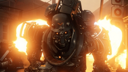 Wolfenstein 2: The New Colossus - Neuer Trailer -Blitzmensch- veröffentlicht
