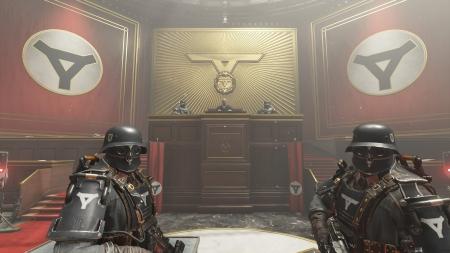 Wolfenstein 2: The New Colossus: Screenshots aus dem Spiel