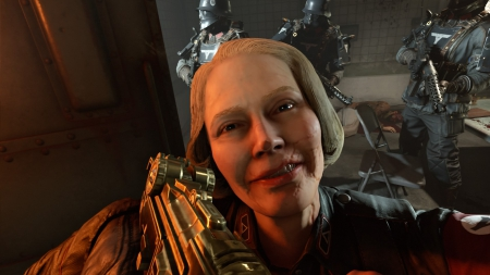 Wolfenstein 2: The New Colossus: Screenshots aus dem Spiel