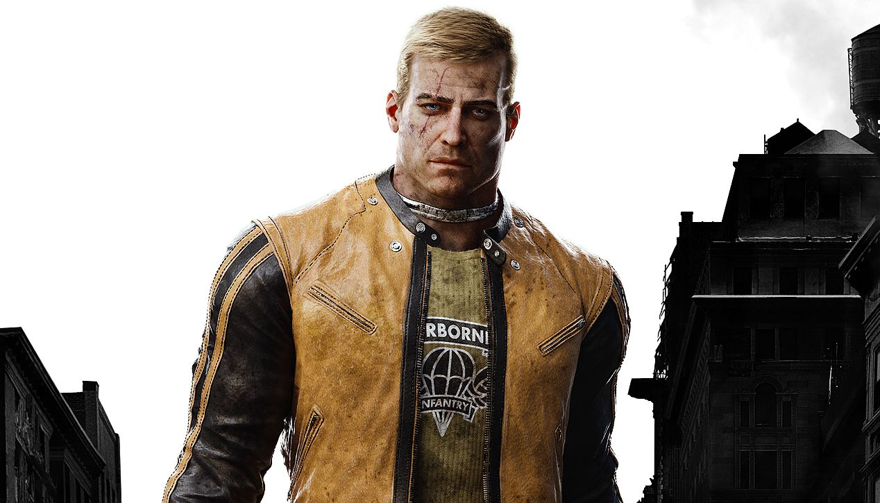 Wolfenstein 2: The New Colossus: Screen zum Spiel Wolfenstein 2: The New Colossus.