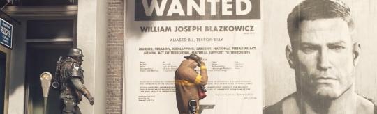 Wolfenstein 2: The New Colossus - Zweifel, Tod,  Wiederauferstehung, Waffen, Gewalt und jede Menge Regime Einheiten