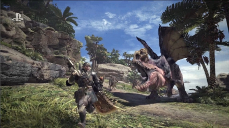 Monster Hunter: World: E3 2017 - Still Screens