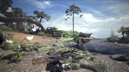 Monster Hunter: World: E3 2017 - Still Screens