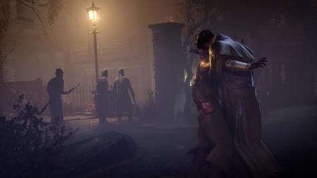Vampyr: Screen zum Spiel Vampyr.