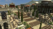 Grand Ages: Rome: Screenshot aus dem Echtzeit-Strategiespiel Grand Ages: Rome