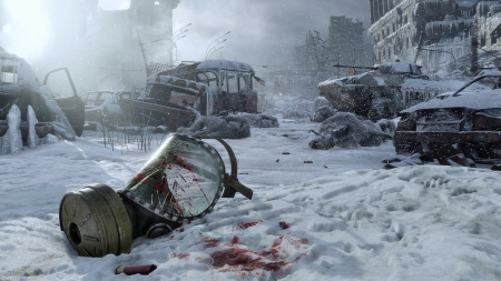 Metro Exodus: Screen zum Spiel Metro Exodus.