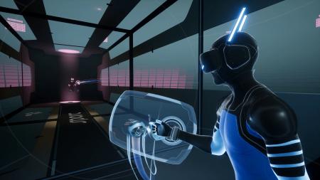 Sparc - Versionen für Oculus Rift und HTC Vive VR-Headsets nun erhältlich