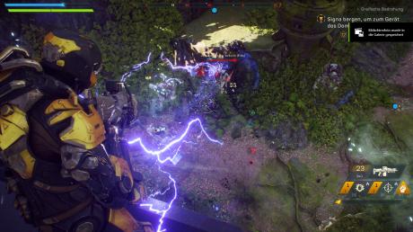 Anthem - Spiele den Titel Vorab als Premier Abonnent - Neue Spiele im Vault