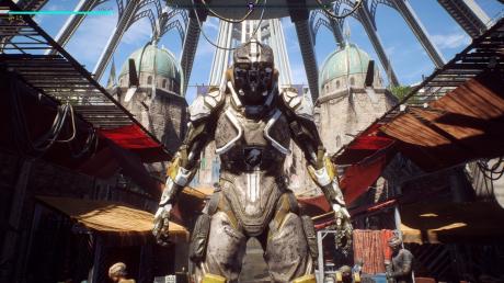 Anthem - Hollywood-Regisseur Neill Blomkamp produziert Kurzfilm zu Games-Blockbuster Anthem