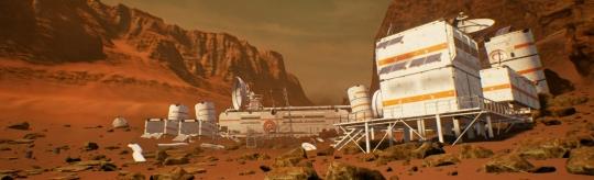 ROKH - Gekonnt überleben auf dem Mars