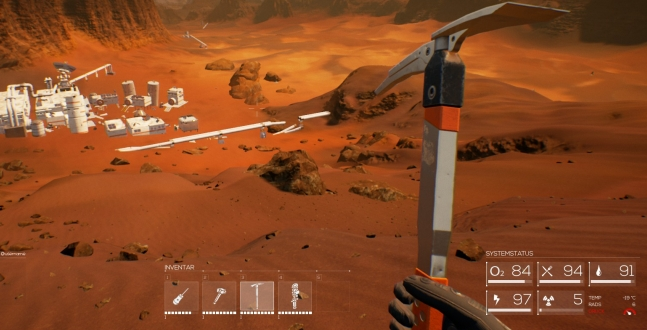 PC Vorschau - ROKH Wir blickten für dich in die frühe Entwicklungsphase des Survival Sandbox Spiels.