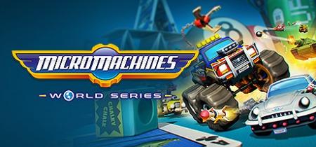 Micro Machines World Series - Micro Machines World Series
