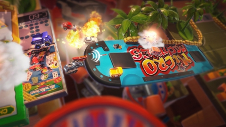 Micro Machines World Series: Official Screenshots