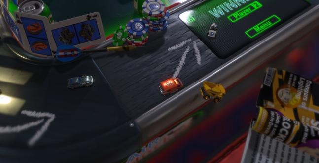 PS4 Test - Micro Machines World Series Ein Klassiker ist zurück, doch wie viel von dem alten Micro Machine Charme ist noch vorhanden?