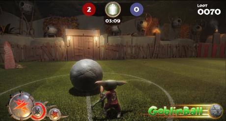 Looterkings: Screen zum Spiel.