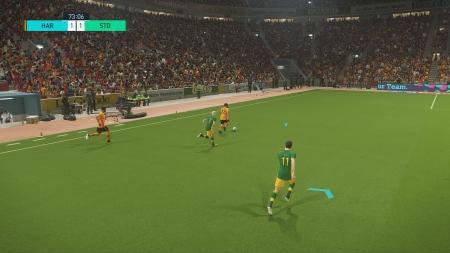 PRO EVOLUTION SOCCER 2018: Screenshots aus dem Spiel