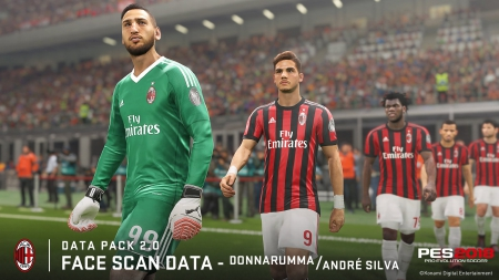 Pro Evolution Soccer 2018 - Data Pack 2.0 erscheint am kommenden Donnerstag