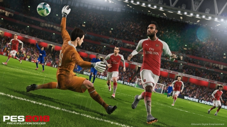Pro Evolution Soccer 2018 - Data Pack 3.0 mit neuen Trikots für Nationalmannschaften und Spieler Updates
