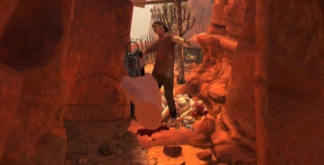 PS4 VR Test - Arizona Sunshine In unserem neusten VR Test stellten wir dir einen, ja doch recht erfolgreichen, VR-Shooter vor.