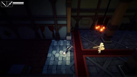 Fall of Light: Screen zum Spiel Fall of Light.