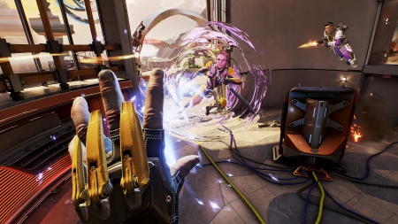 LawBreakers: Official Screenshots