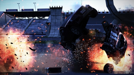 Crashday Redline Edition: Official Screenshots