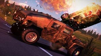 Crashday Redline Edition - Nur eine Neuauflage und kein Remaster, dennoch extrem spaßig - Titel im Test