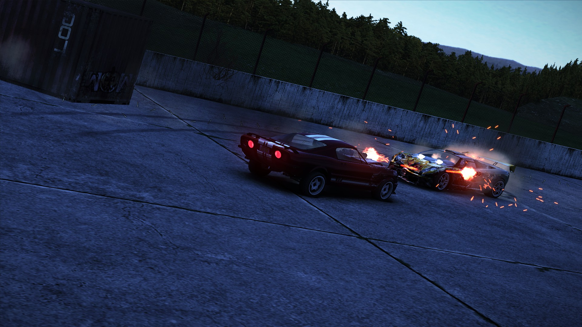 Crashday Redline Edition: Screenshots aus dem Spiel