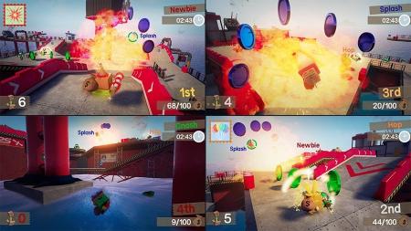 Unbox - Newbies Adventure: Official Screenshots