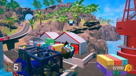 Unbox - Newbies Adventure: Screenshots aus dem Spiel