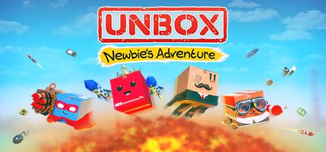 Unbox - Newbies Adventure