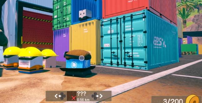 PS4 Test - Unbox - Newbies Adventure Wenn Pakete ein Eigenleben feiern, dann nur in diesem lustigen Jump and Run Adventure.