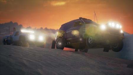 Gravel - DLC Ice and Fire für nächste Woche angekündigt