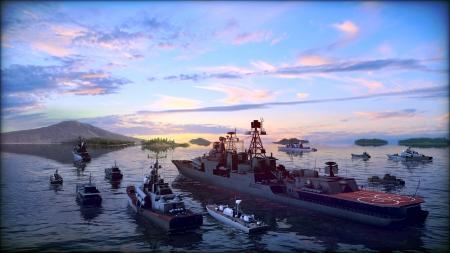 Wargame: Red Dragon: Screen zum Spiel.