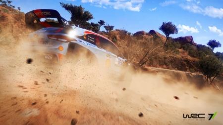 WRC 7: FIA World Rally Championship - Trailer zum Toyota-Comeback online