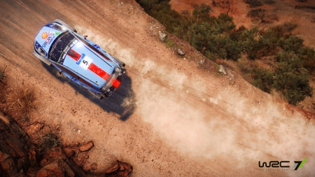 WRC 7 FIA World Rally Championship: Official Screenshots